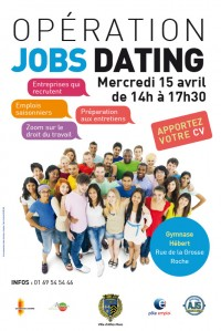 Job dating sncf 2015