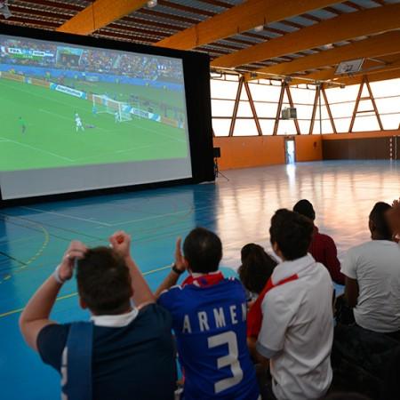 Coupe d 39 europe de football retransmission du match de finale france portugal dimanche 10 - Retransmission coupe de france ...