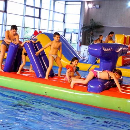 Centre aquatique jetez vous l 39 eau pour la water fun for Piscine athis mons