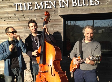 Concert : The Men in Blues