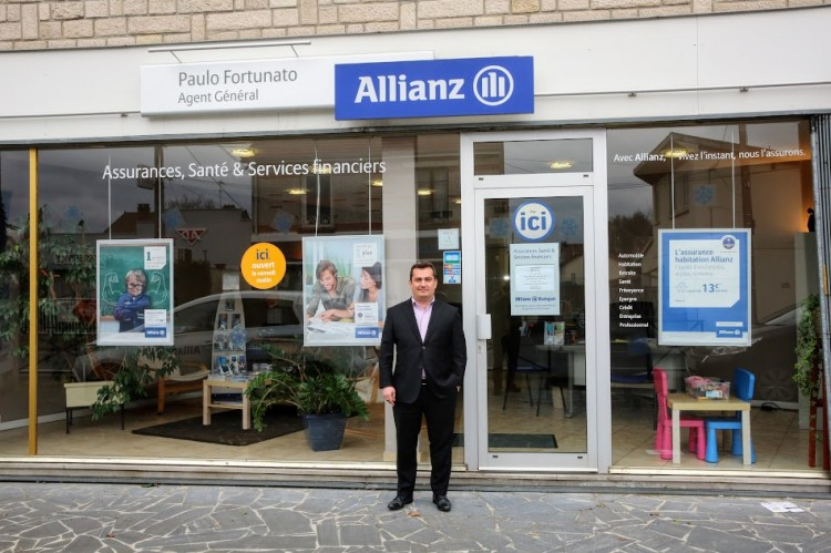 Photographie : Allianz - Agent Paulo Fortunato