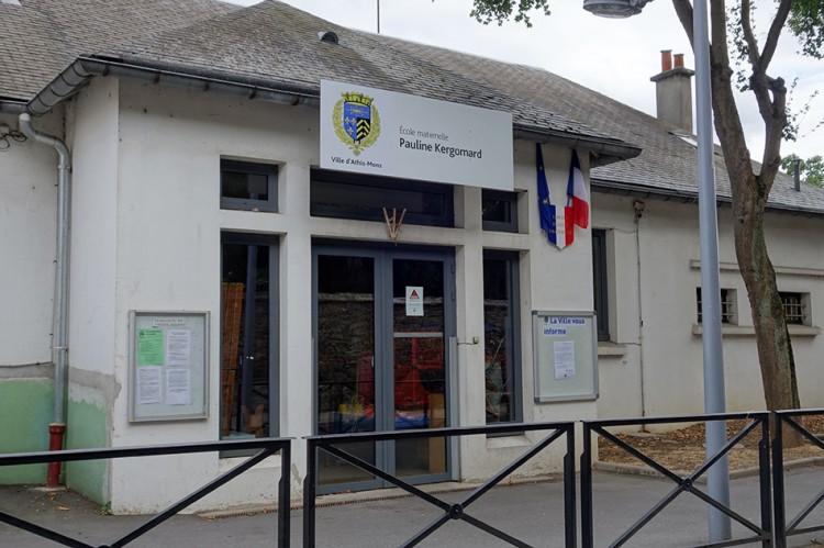 École maternelle pauline kergomard