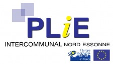 Logo — Plan Local pour l'Insertion & l'Emploi (PLIE Intercommunal Nord Essonne)