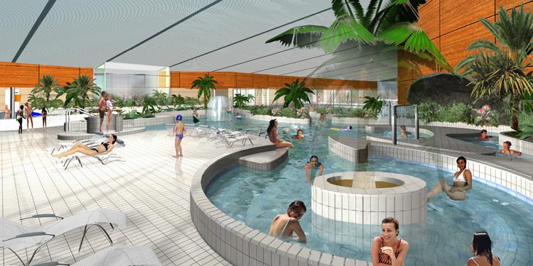 Le centre aquatique des portes de l 39 essonne un deux - Centre aquatique des portes de l essonne ...